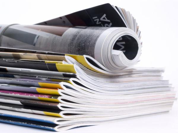 Tisk revij od ideje do tiska.