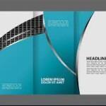 tisk brošure